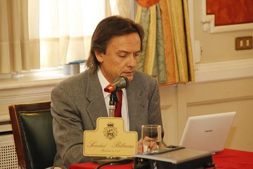Club de Roma con Jesús Lizcano Álvarez