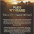 Amazon.com: Plato Wyngard and the Valley of the Immortals (Volume 1) (9780646958293): Marc Lindsay, James Lindsay: Books