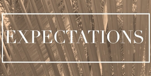Expectations - do they help or hinder?