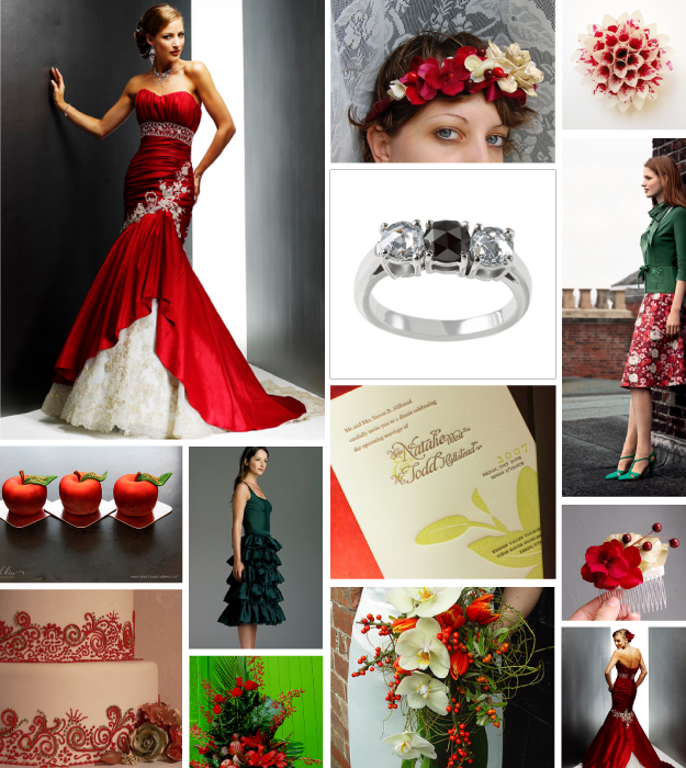 Valentine Wedding Dress