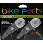 Bike Party Multicolor Spoke Light Set