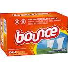 Bounce Outdoor Fresh Dryer Sheets 240 ct Box