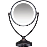 Conair Illuminations BE122BRAM Makeup Mirror - Oiled Bronze