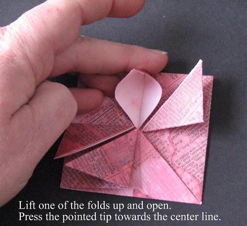 Origami Heart 017