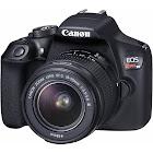 Canon EOS Rebel T6 18.0 MP SLR - Black - EF-S 18-55mm IS II Lens