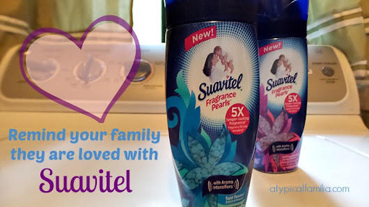 A Mother's Love with Suavitel Fragrance Pearls