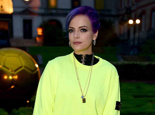 Lily Allen Quit Twitter After Internet Trolls Hounded Her Over Her Stillborn Son