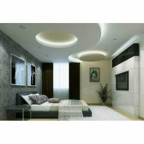 False Ceilings Bedroom Fancy Ceiling Service Manufacturer From Kolkata