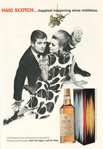 Haig Scotch - 1967