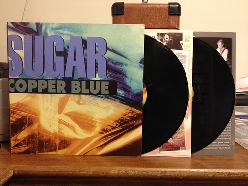 Sugar - Copper Blue/Beaster 2xLP by Tim PopKid