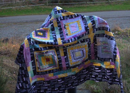 Quilt ghost!