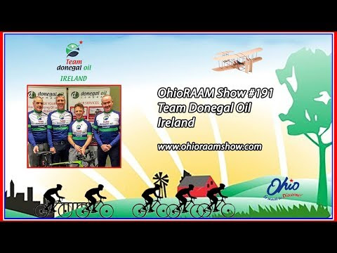 #191 Team Donegal Oil chats with The OhioRAAM Show