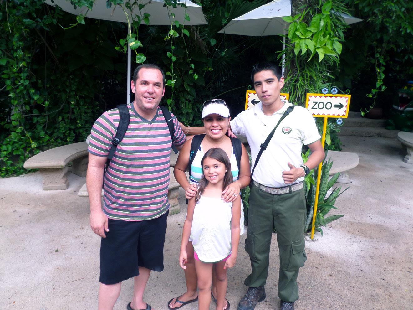 Cancun's CrocoCun Zoo Photo Gallery | FamilyVacationHub.com