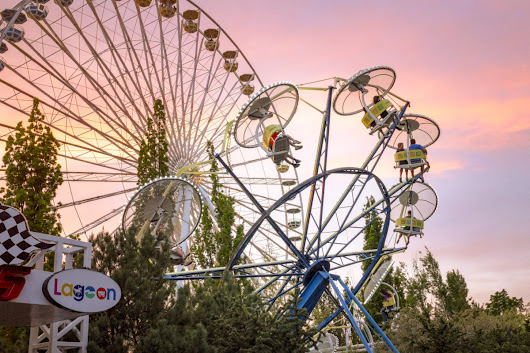 Tips for visiting Lagoon Amusement Park in Utah - Tips for Family Trips