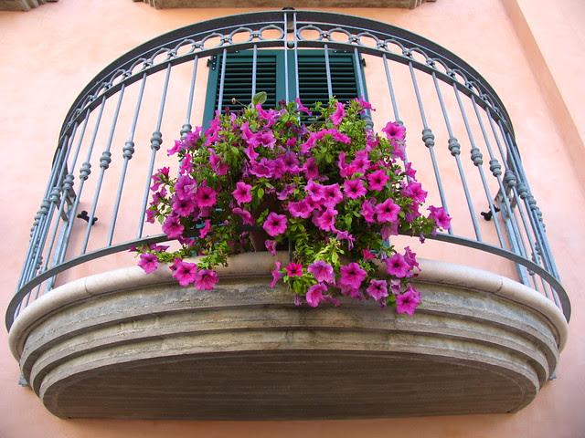 Balcony, balcone