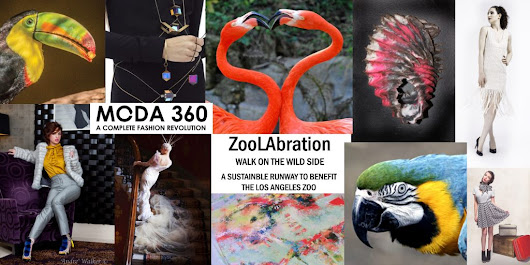 Moda 360 Walks on the Wild Side with Fashion for a Cause