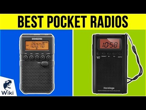 Majority Petersfield Color portable Radio Handheld Pocket DAB/DAB+ Digital FM Player