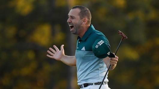 Masters 2017: Persistence paid off for Sergio Garcia and it can pay off for you too - Twin Lakes Village Golf Course