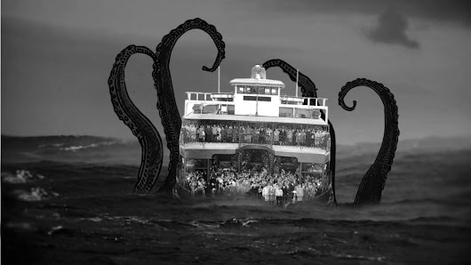 A Brilliant Animated First-Hand Telling of the Day a Giant Octopus Took Down the Staten Island Ferry