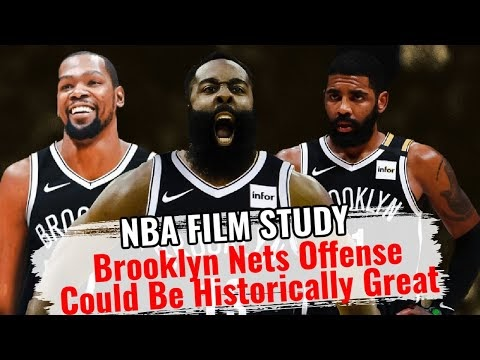 FILM STUDY: Nets, working off loose offensive template, are bonafide PRO...