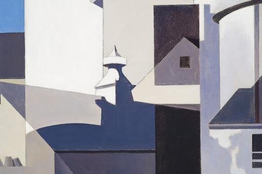 Charles Sheeler, a precisionist American painter