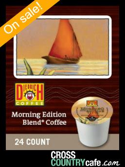 Diedrich Morning Blend Keurig Kcup coffee