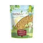 Organic Sacha Inchi Powder, 44 Pounds - by Food to Live