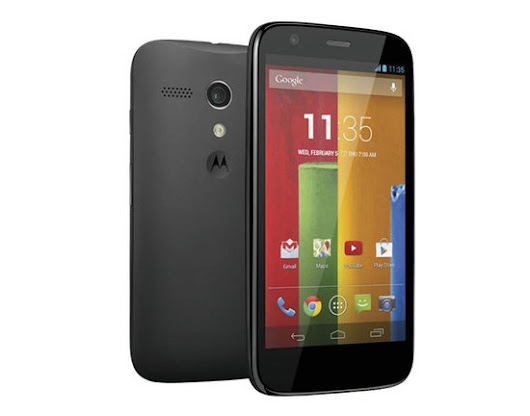 Motorola Moto G Goes Official – Check Out the Specs, Price and Availability Details - Cell Phone Forums