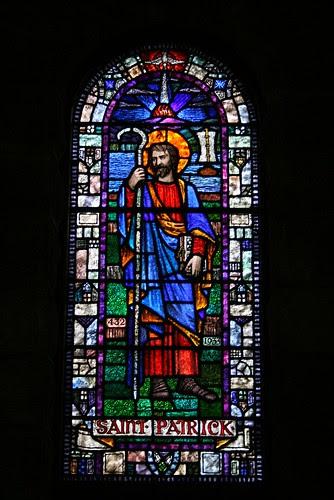 St Patrick Window