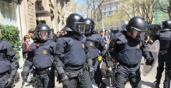 Imagen de archivo de Mossos d'esquadra / EUROPA PRESS