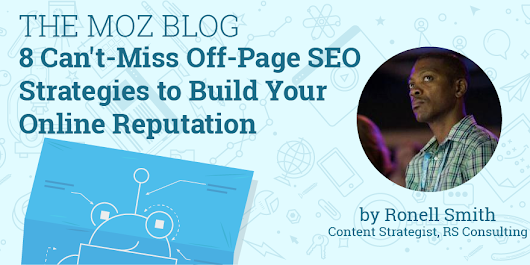 8 Can't-Miss Off-Page SEO Strategies to Build Your Online Reputation