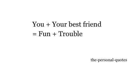 You Personal Fun Best Friend Relate Relatable Trouble The Personal
