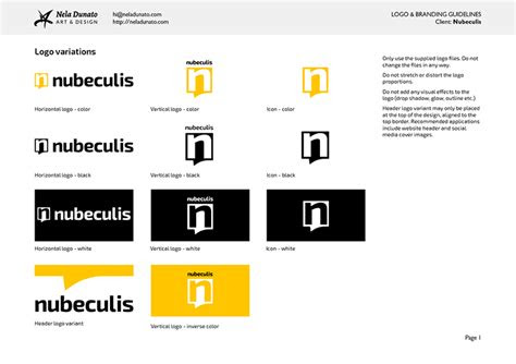branding guidelines style guides demystified nela