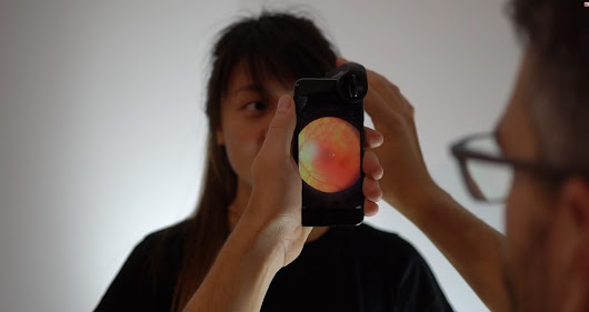 iPhone Ophthalmoscope Released |
