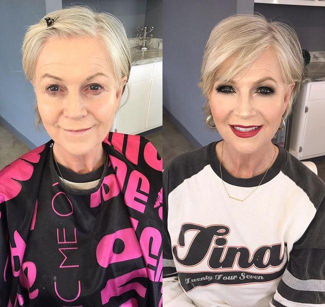Maquillaje antes después resultados (1)