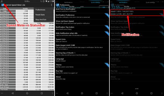 Aplikasi Android Terbaik Untuk Menampilkan Kecepatan Internet