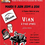 "LURAY - Le spectacle ""Vian à tous vents"" au profit de ""Ensemble avec Noam"""