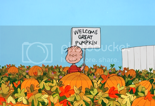 10 Things I Like About The Great Pumpkin!