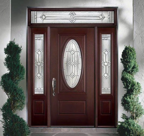 23 Designs To Choose From When Deciding On A Front Door
