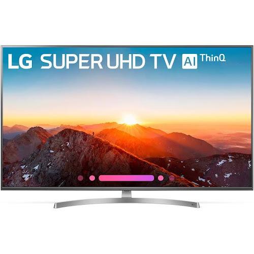 """LG SK8000PUA Series ThinQ 65SK8000PUA - 65"""" LED Smart TV - 4K Super UltraHD"""