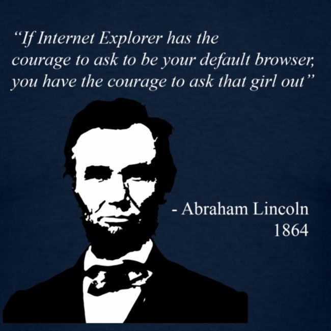 Lovely The Problem With Quotes On The Internet Lincoln