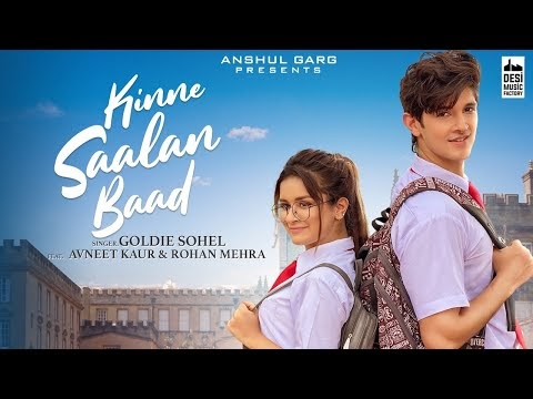 Kinne Saalan Baad Hindi Lyrics