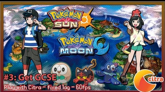 how to play pokemon sun and moon on pc