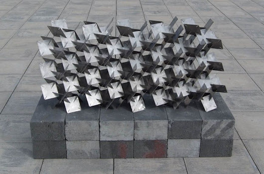 Laser Cut Stainless Steel Sculpture | Charles Day (Steels) Ltd