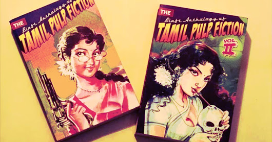 CLICK HERE to support The Blaft Anthology of Tamil Pulp Fiction, Vol. 3