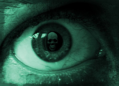 Eye death