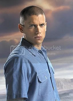 Michael Scofield Buzz Haircut