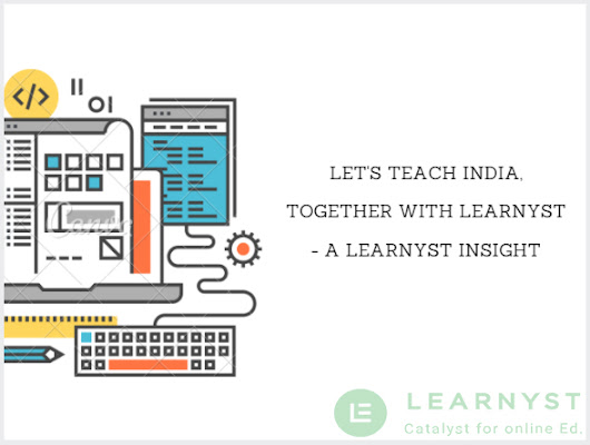 Let's Teach India, Together With Learnyst - A Learnyst Insight