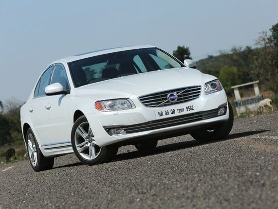 2014 Volvo S80 Front static