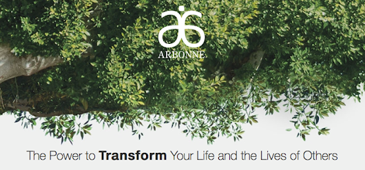 Enrich, Inspire, and Transform through Arbonne